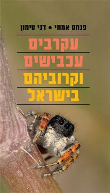 עקרבים עכבישים וקרוביהם בישראל