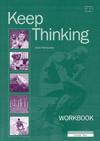 keep thinking  - קיפ סינקינג-עבודה