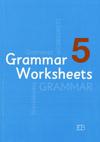 גרמר וורקשיטס 5 - Grammar worksheets