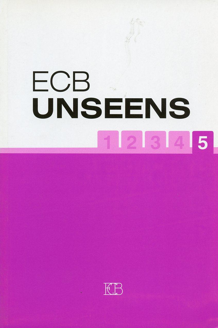אנסין 5 ECB UNSEEN ורוד לבן