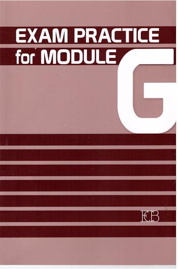 אקסם פרקטיס פור מודול  Exam Practice For Module G