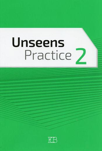 אנסין פרקטיס 2 Unseen Practice