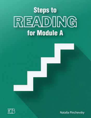Steps to READING for Module A\Natalia Pinchevsky